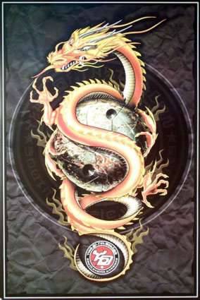 Dragon's Nine Sons - Chinese Legend