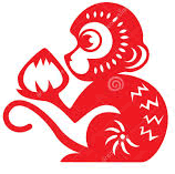 2016 Chinese Astrology of Monkey
