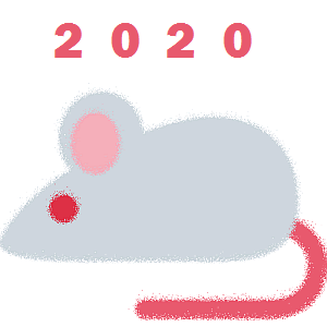 2020 Chinese New Year Rat